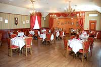 Ресторан Чичиков - общий вид зала