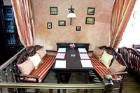 Ресторан Чичиков - диванные ложи