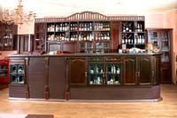 Ресторан Чичиков - барная стойка